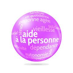 """Image Aide A La Personne photos, illustrations et vidéos de """"aide à la personne"""""""
