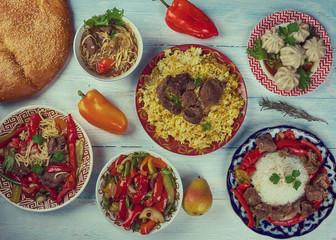 Uyghur cuisine