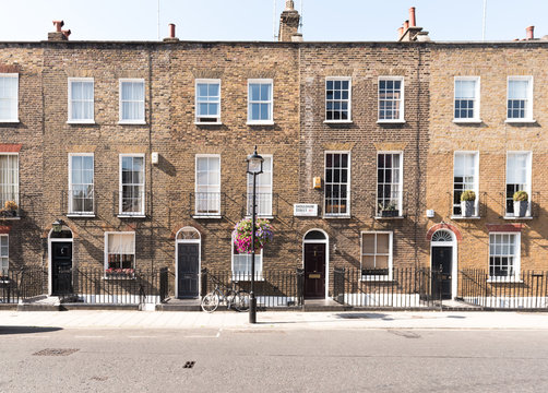 London Terrace Houses