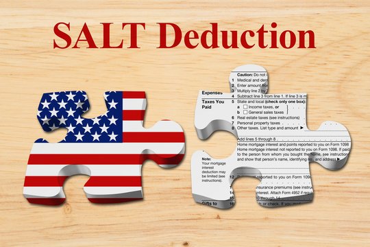Understanding how the SALT deduction limits affect your taxes