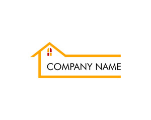 Home Real Estate Logos Vector