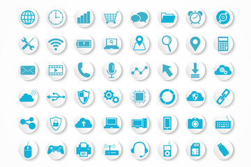 Technology device icon