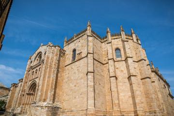 Zamora, ciudad histórica y cultural,en el centro de España