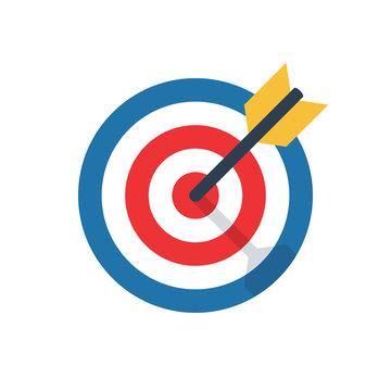 target, challenge, objective icon