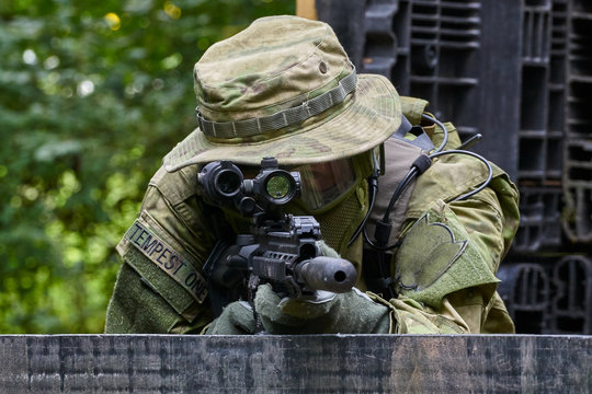 Airsoft Game