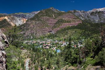 Ouray Colorado Perimeter Trail
