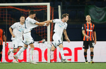 Champions League - Group Stage - Group F - Shakhtar Donetsk v TSG 1899 Hoffenheim