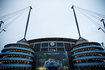 Champions League - Group Stage - Group F - Manchester City v Olympique Lyonnais