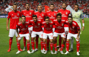 Champions League - Group Stage - Group E - Benfica v Bayern Munich