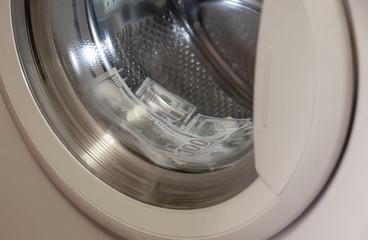 laundering of money