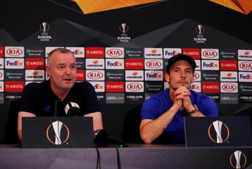 Europa League - Rosenborg Press Conference