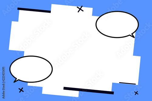 Flat design business vector illustration empty template layout for flat design business vector illustration empty template layout for invitation greeting card promotion poster voucher m4hsunfo