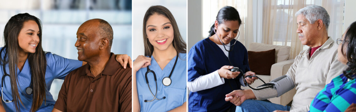 Senior Home Health Care Nurse