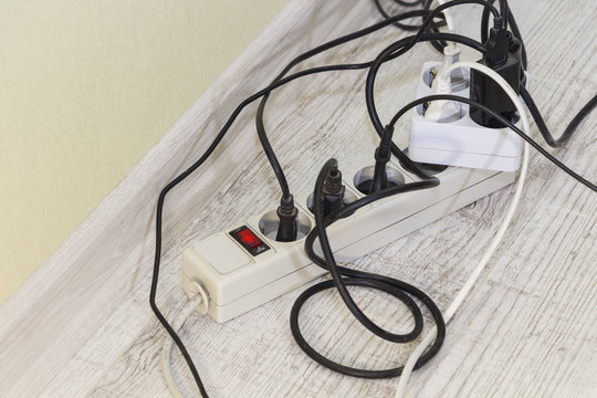Lots of electrical outlets-enabled devices. Power saving