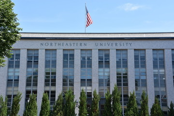 Northeastern University in Boston, Massachusetts