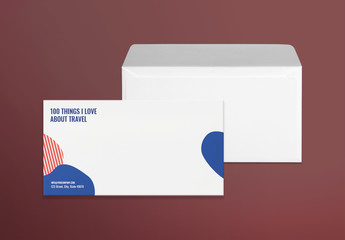 Envelope Layout with Abstract Elements