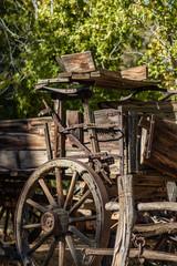 Buckboard Seat