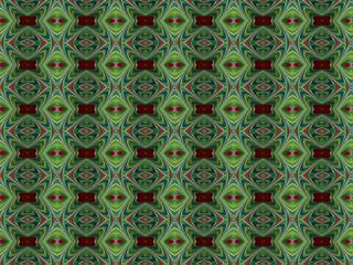 Colorful background pattern illustration
