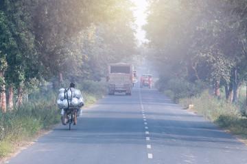 Rural Roads in India