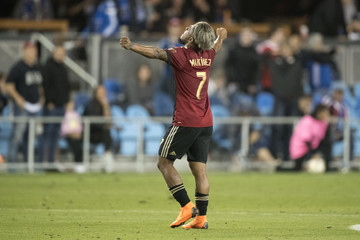 MLS: Atlanta United FC at San Jose Earthquakes