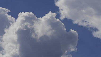 Wolke Blauer Himmel