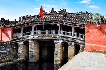 ベトナム ホイアン 来遠橋 日本橋