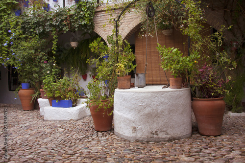 Precioso Patio Andaluz Stock Photo And Royalty Free Images On