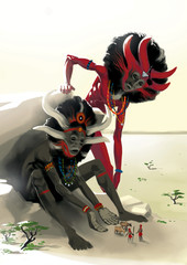 CREATION MYTH_the Maasai