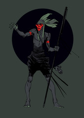 the WITCHDOCTOR