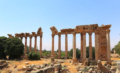 Baalbek Roman Ruins, Lebanon