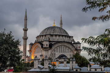 Nuruosmaniye Mosque // Istanbul