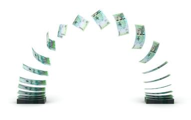 Colombian Pesos Transfer