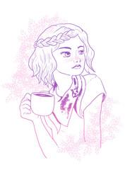 Decisiones y café