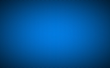 Blue abstract textured rectangular background, modern polygonal geometric texture, vector pattern