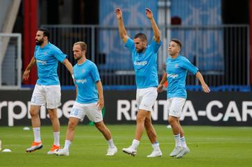 Europa League - Group Stage - Group H - Olympique de Marseille v Eintracht Frankfurt