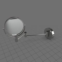 Extendable mirror