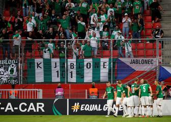 Europa League - Group Stage - Group K - Stade Rennes v FK Jablonec