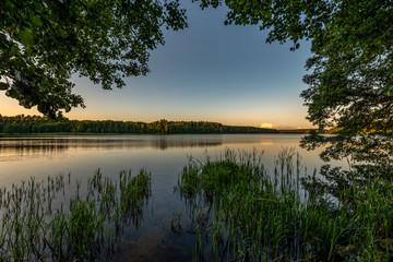 Jezioro Białe, najczystsze w Polsce