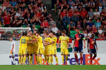 Europa League - Group Stage - Group L - Vidi FC v BATE Borisov