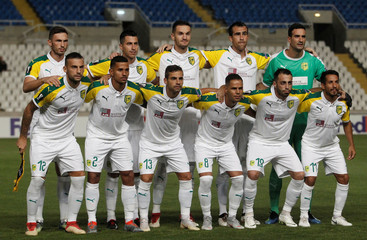 Europa League - Group Stage - Group A - AEK Larnaca FC v FC Zurich