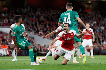 Europa League - Group Stage - Group E - Arsenal v FC Vorskla Poltava
