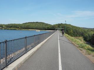 Bostalsee - Stausee im nördlichen Saarland