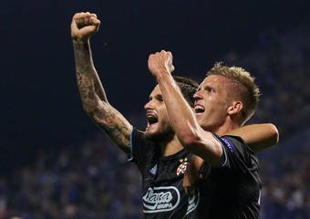 Europa League - Group Stage - Group D - GNK Dinamo Zagreb v Fenerbahce