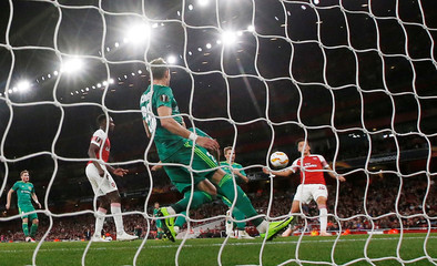 Europa League - Group Stage - Group E - Arsenal v FC Vorskla Poltava
