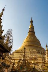 Shwedagon Pagoda, Yangon ,Myanmar