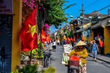 ホイアン 風景