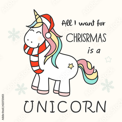 quot cute christmas unicorn quot  stock image and royalty free wing clipart pic wing clipart pic