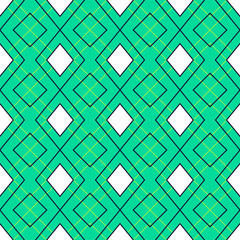 Seamless pattern. Vector geometric texture. Abstract background