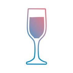champagne glass icon