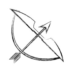 Cupids Bow And Arrow icon